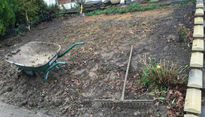 Essex garden clearance services