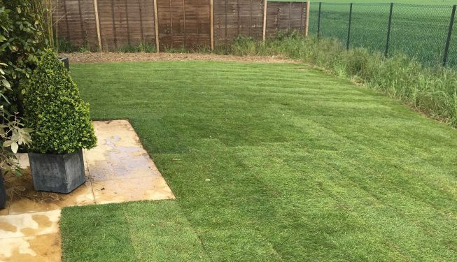landscaping services in Witham-