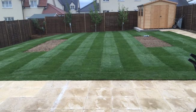 landscaping in Essex