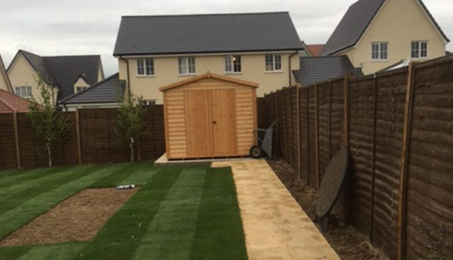 Witham fence boundaries installation services
