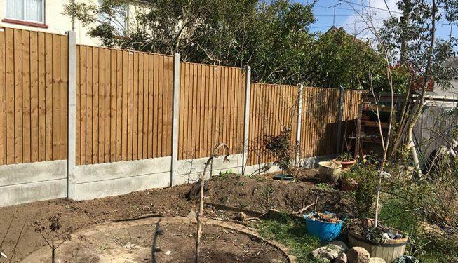 Essex garden clearance services